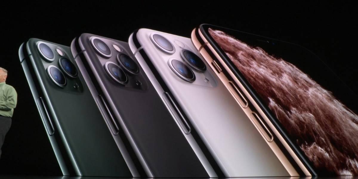 Slofies: lo nuevo en la cámara de iPhone 11