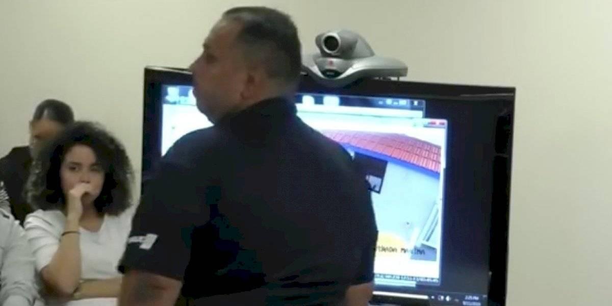 En directo: Presentan video de la noche del asesinato de Arellys Mercado
