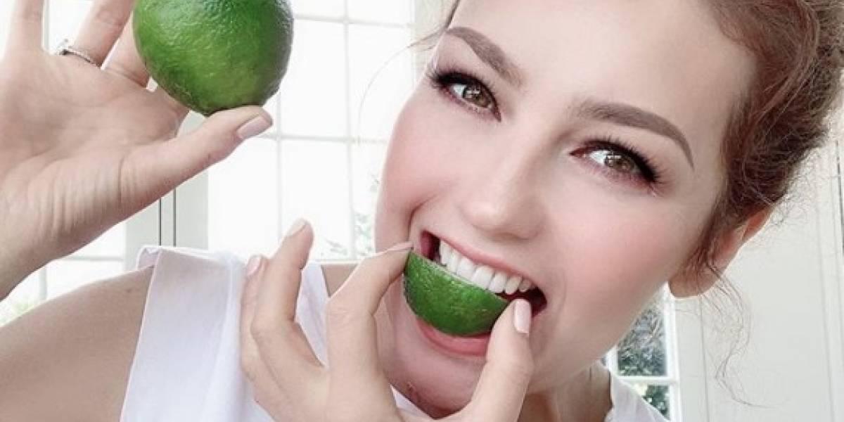 Thalía reveló qué come para mantener su espectacular figura