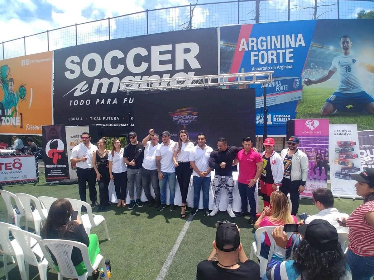 Sport Fest Guatemala