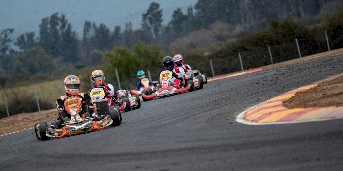 Melipilla le dio el vamos al Campeonato Sudamericano de Karting