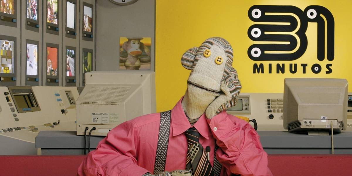 """""""31 Minutos"""" es la mejor serie chilena de todos los tiempos según IMDB"""