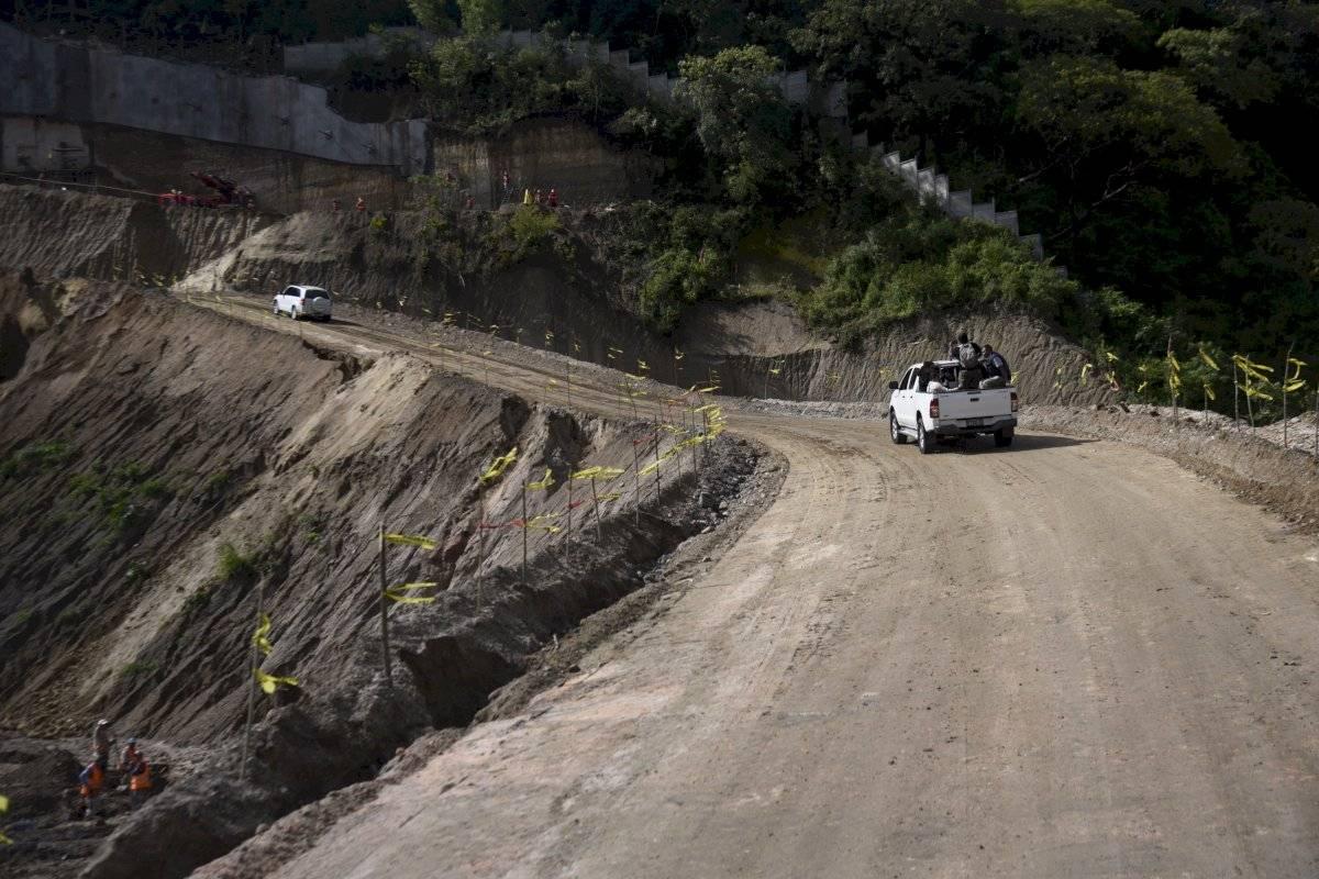 Así avanza la carretera VAS que conectará con la calzada Atanasio Tzul Herlindo Zet
