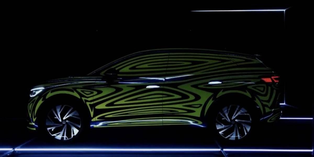 Ya viene el Volkswagen ID.4, primera foto