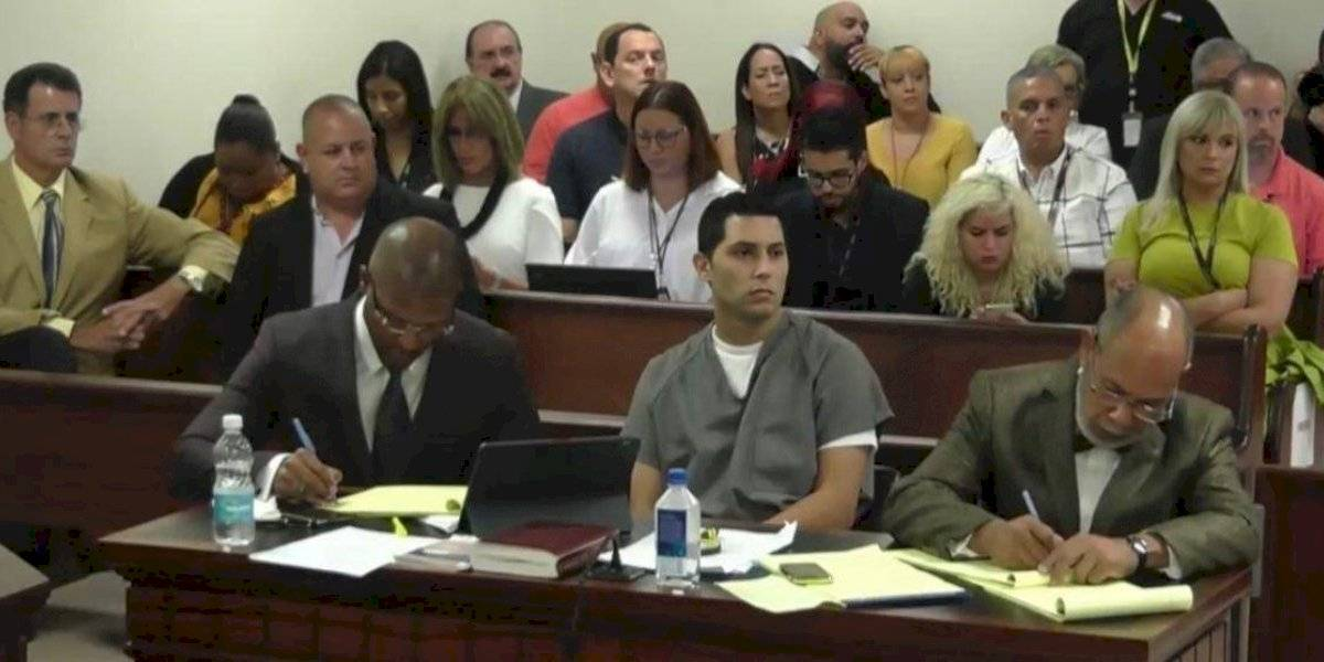 """""""No ha lugar"""" a petición de Jensen Medina para la restitución de un juicio por jurado"""