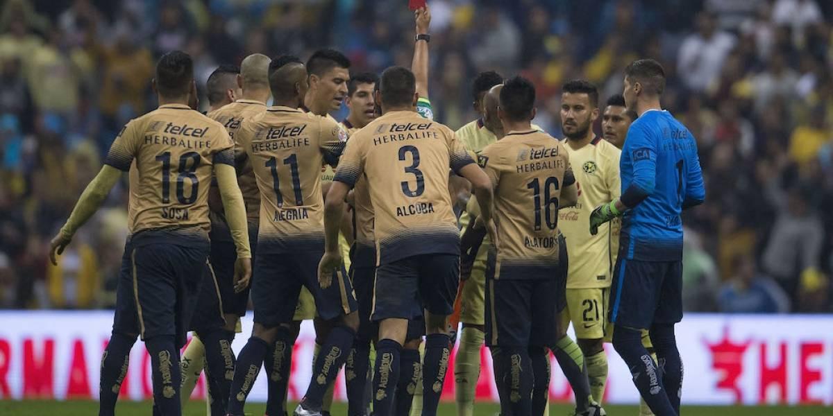 VIDEO: Las broncas más recordadas entre América y Pumas