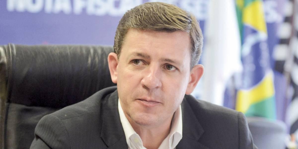 Prédio de prefeito de São Bernardo sofre arrastão