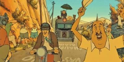"""""""As Bicicletas de Belleville"""""""