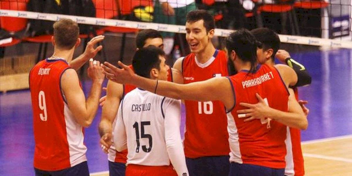La Roja de voleibol va por TV: ¿Quién transmite a Chile en el Sudamericano?