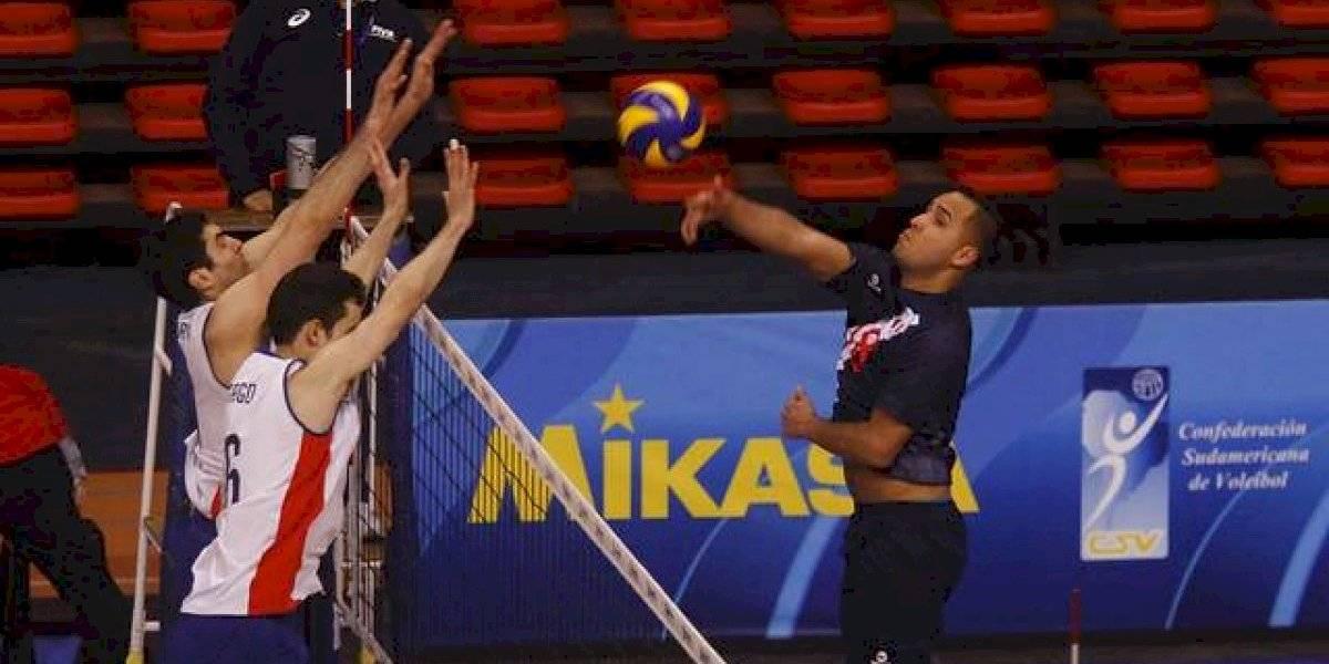 El buen momento de Chile sirve de ejemplo a las demás selecciones sudamericanas del voleibol