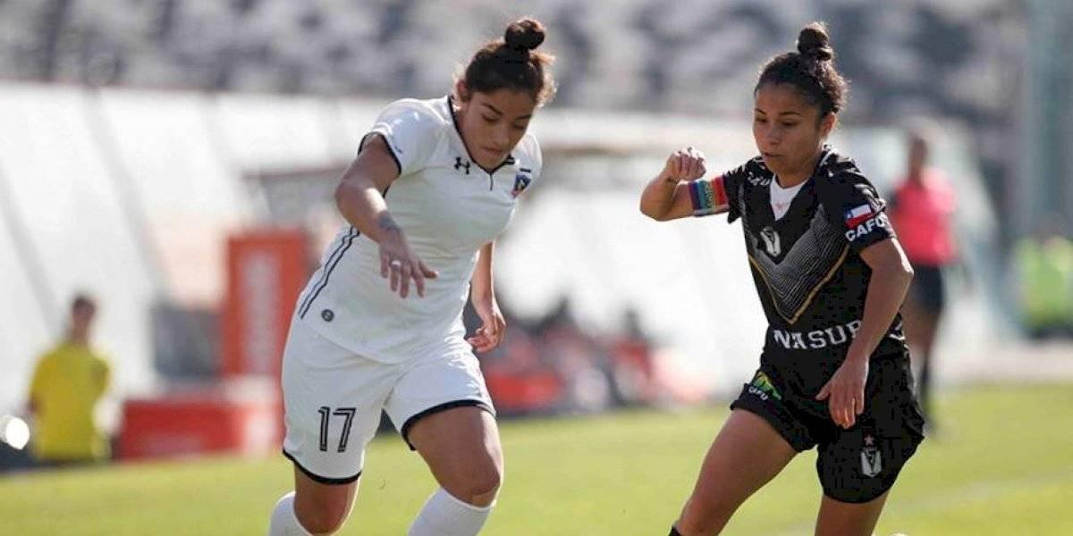Choque de líderes y un nuevo clásico: la programación de la fecha 19 del Campeonato Nacional Femenino
