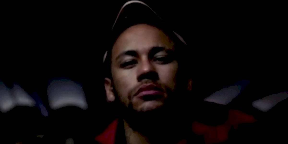 Neymar interpretó a un personaje en Casa de Papel