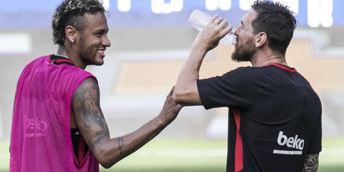 Messi acusa al Barça de no hacer suficiente para fichar nuevamente a Neymar