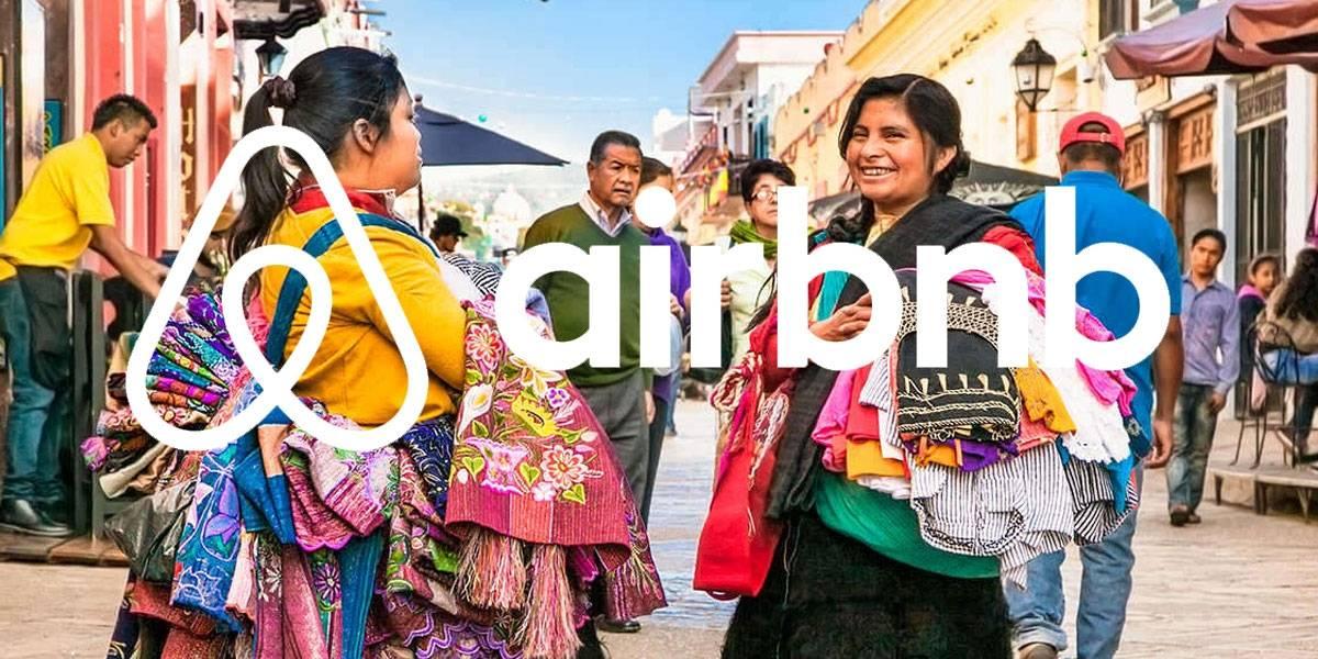 Airbnb lanza proyecto para visitar comunidades indígenas en México