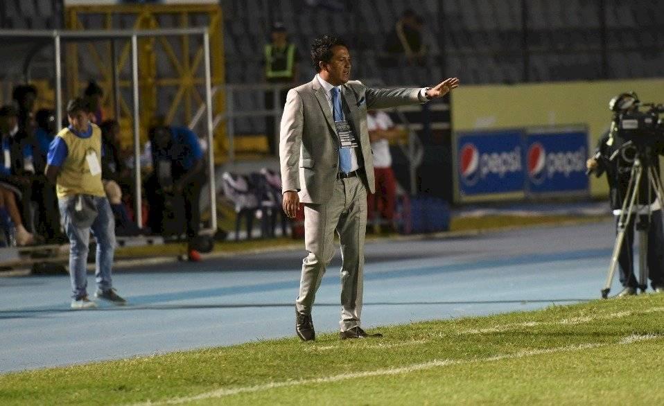 Amarini Villatoro tecnico selección de Guatemala