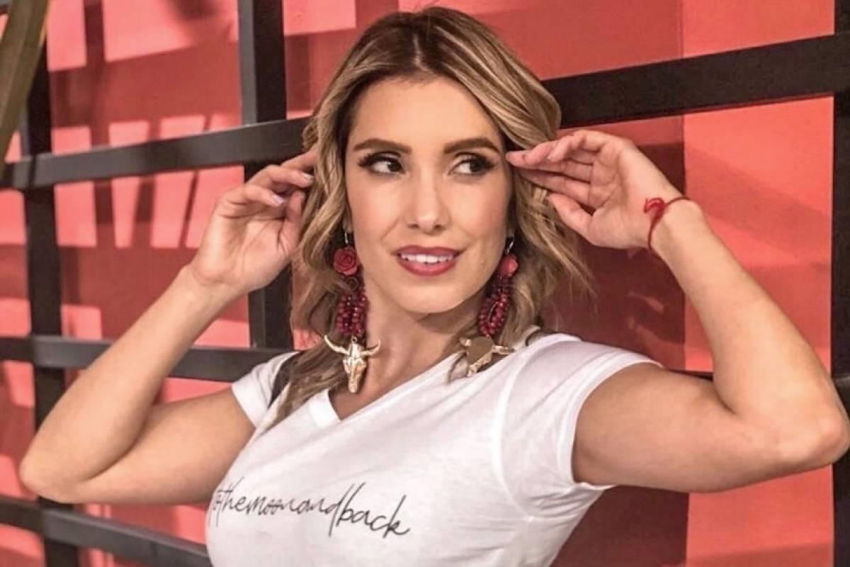 Andrea Escalona Pierde El Control En Hoy Y Piden Su Salida Publimetro Mexico