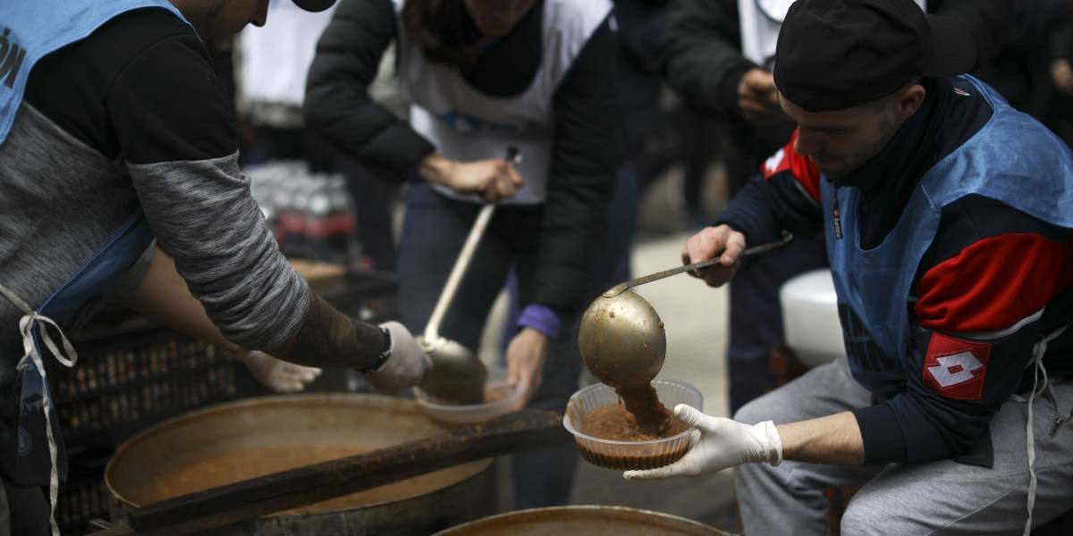 Sin votos en contra: Cámara de Diputados de Argentina aprobó proyecto de ley de Emergencia Alimentaria