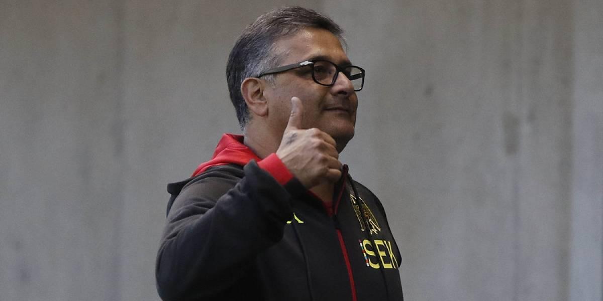 """Ronald Fuentes listo para un duelo con morbo: """"Trataremos de que la hinchada de la U esté callada por nuestro juego"""""""
