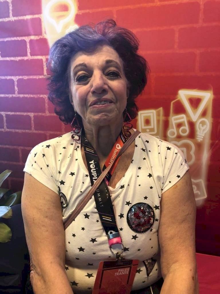 Gilda Bandeira de Mello, 77 anos | Metro