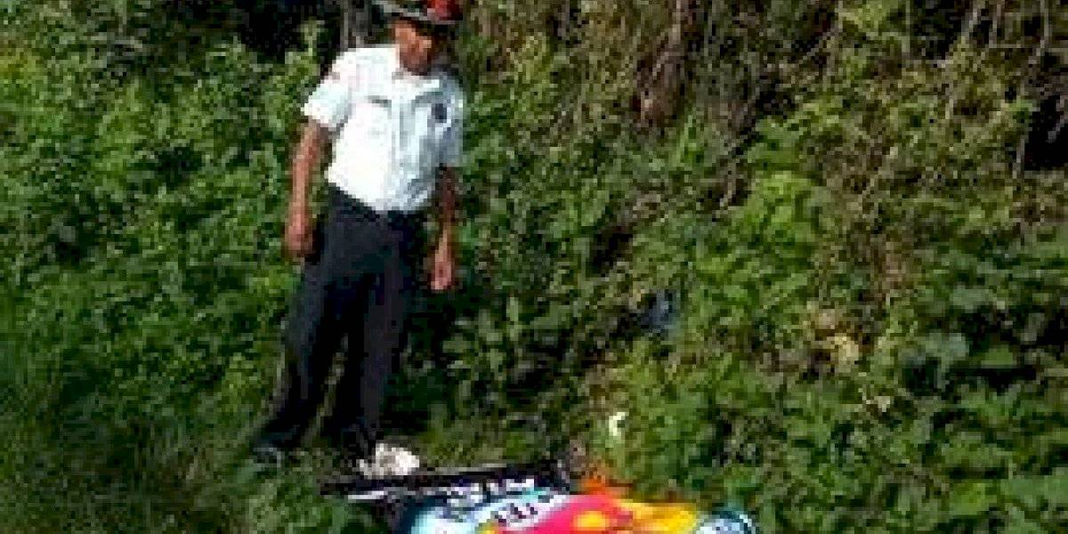 Localizan cadáveres atados de pies y manos en San Pedro Ayampuc