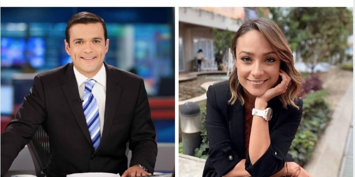 El gracioso reclamo de Mónica Jaramillo para Juan Diego Alvira en vivo y en directo