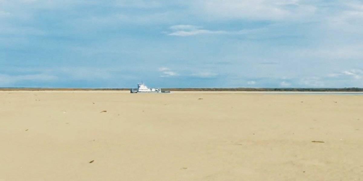 ¿A dónde fue? Estado de emergencia por enorme río en Siberia que se transformó en un desierto