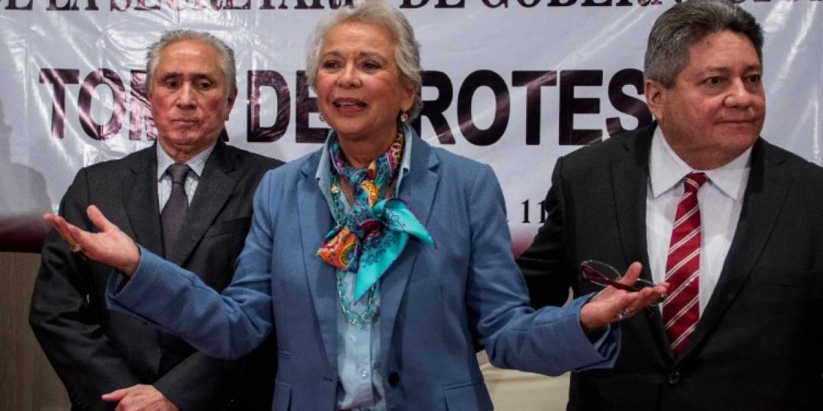 Sánchez Cordero encabezará el Grito de Independencia en Dolores Hidalgo