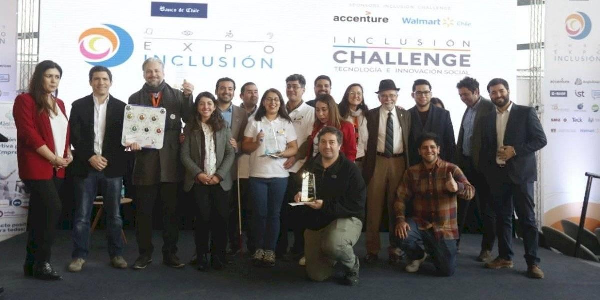 Innovaciones desarrolladas por chilenos potencian la inclusión laboral y social