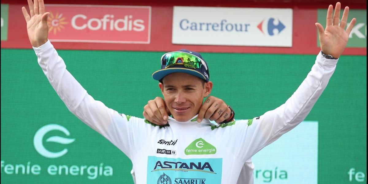 El duro vainazo de Miguel Ángel López contra sus rivales en La Vuelta a España