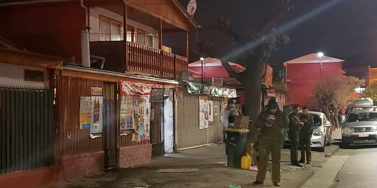 PDI capturó al segundo implicado en la masacre de Puente Alto