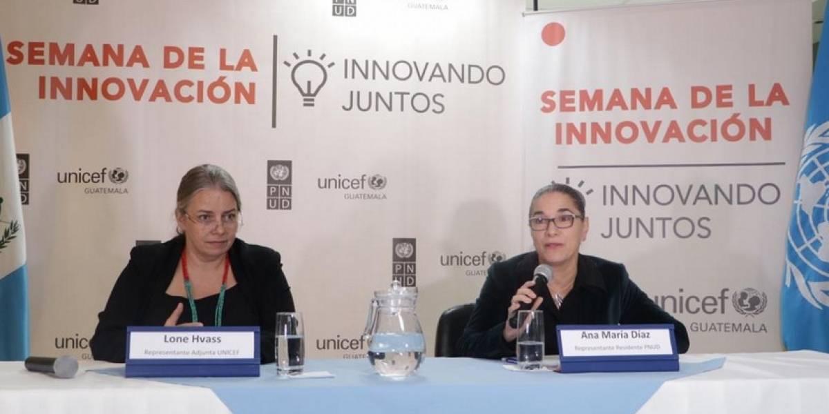 Lanzarán la semana de la innovación para alcanzar los ODS