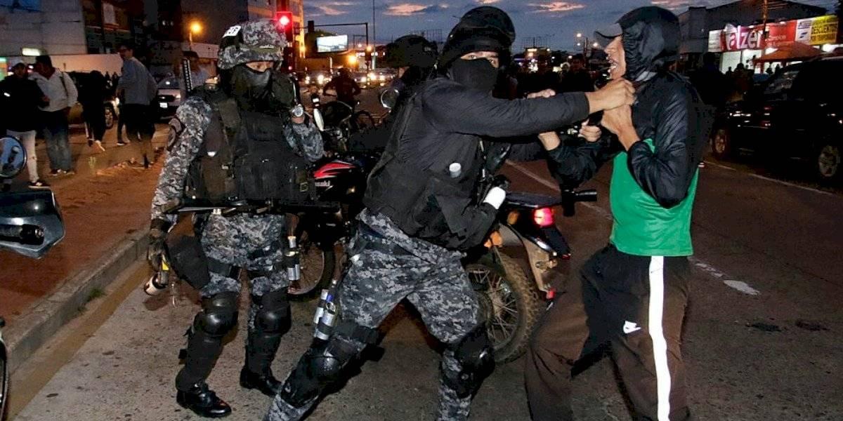 Santa Cruz fue el epicentro de la violencia: Atacan tres casas de campaña de Evo Morales