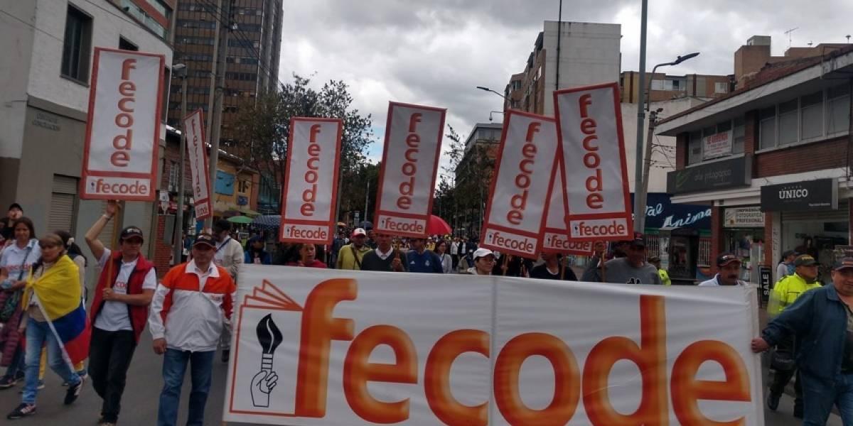 Fecode: maestros afiliados no irán a los colegios durante alternancia de clases