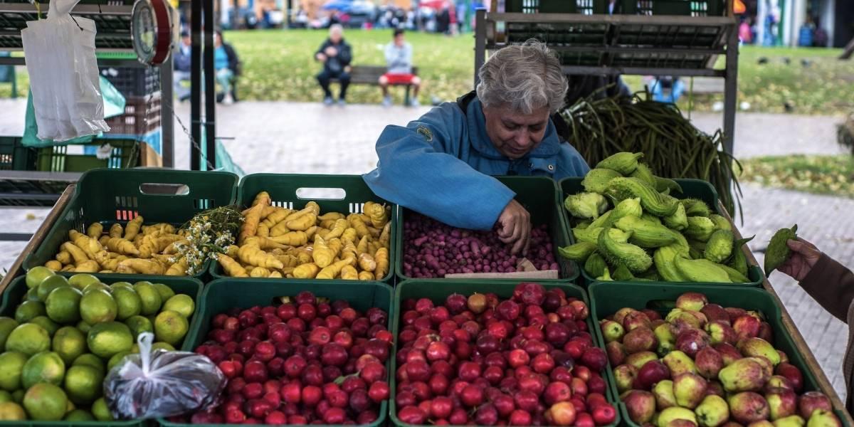 No hay escasez: Alcaldía de Bogotá dice que el ingreso de comida aumentó