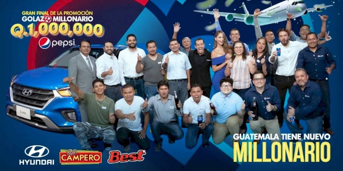 ¡Se llevó el premio mayor! Guatemala tiene nuevo millonario