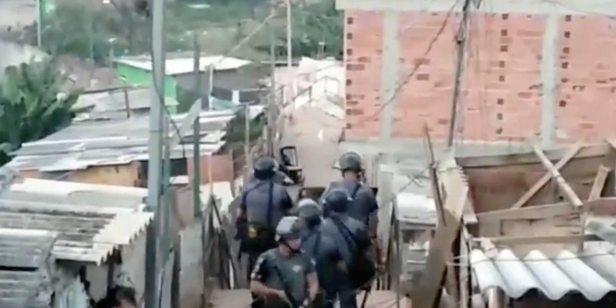 Reintegração de posse remove 3 mil pessoas de terreno na Grande São Paulo