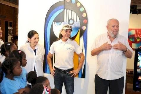 Catana y Freddy Ginebra coordinadores
