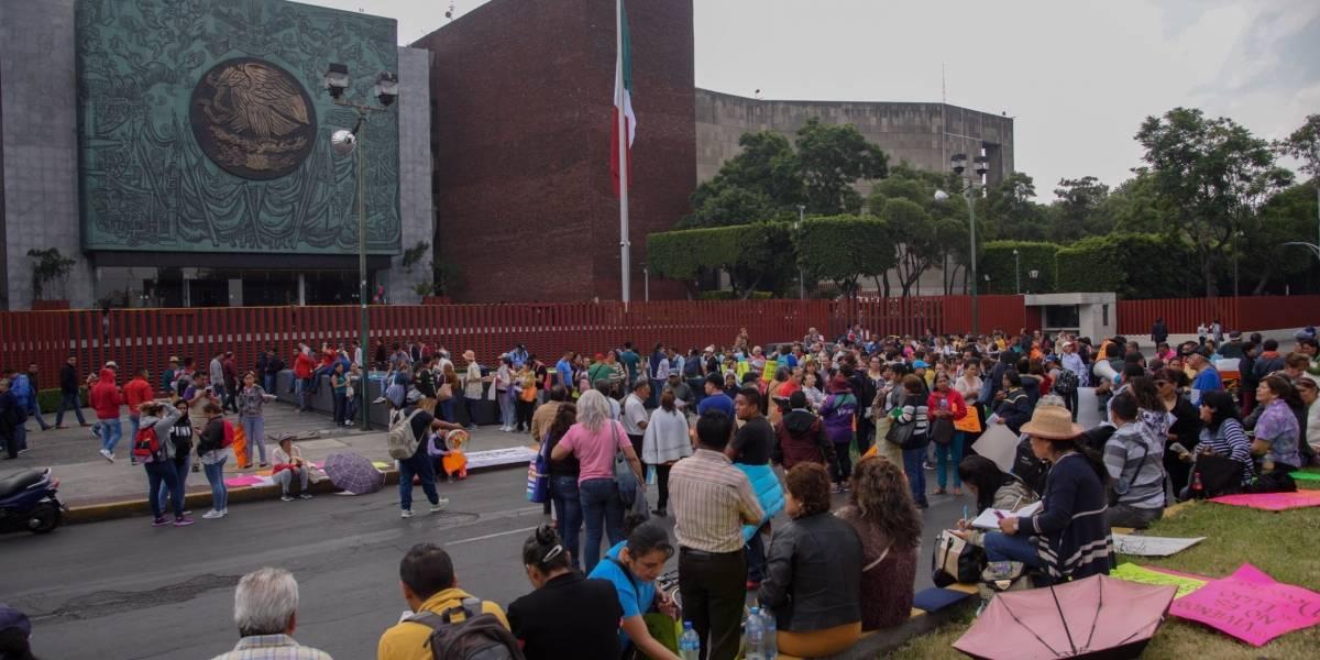 #PolíticaConfidencial La CNTE recargada