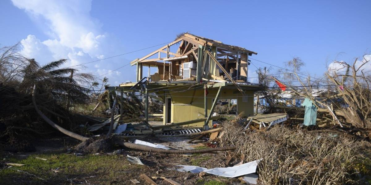 Más de mil personas siguen desaparecidas tras paso del huracán Dorian por Bahamas