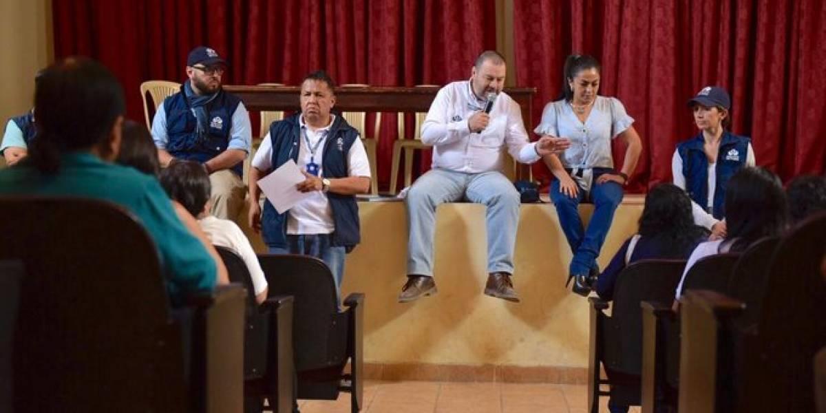 """""""Sobre la sangre de los líderes caídos no podemos hacer política"""": Carlos Alfonso Negret"""