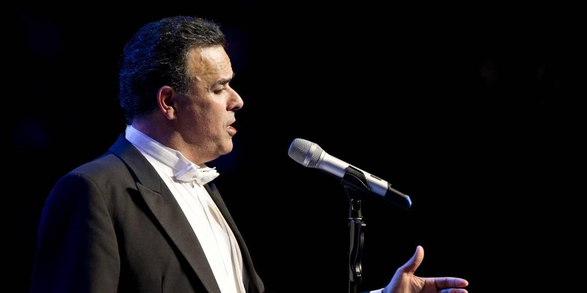 Fernando de la Mora lamenta la situación por la que pasa Plácido Domingo
