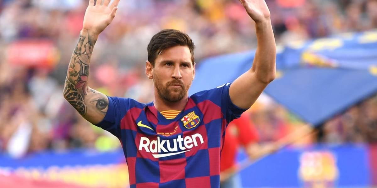 """Lionel Messi saca la voz y advierte: """"No quiero irme de Barcelona, pero quiero un proyecto ganador"""""""