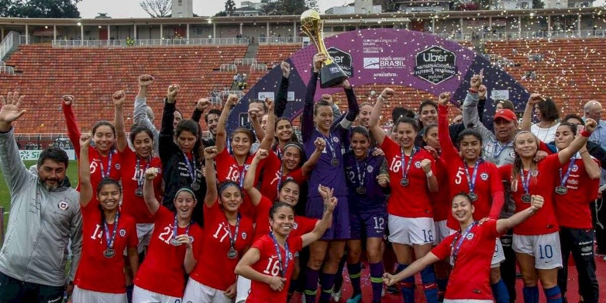 La Roja femenina disputará dos amistosos en octubre ante Uruguay