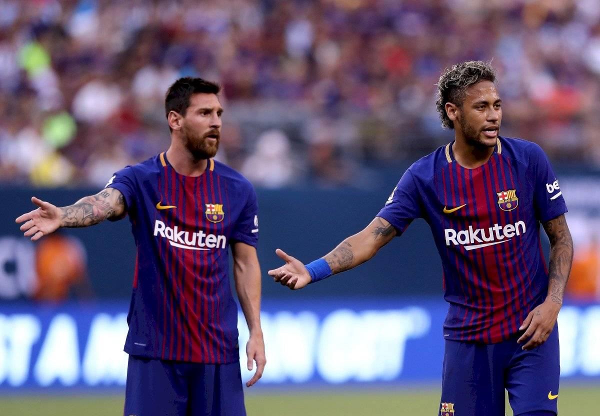 Messi y Barça