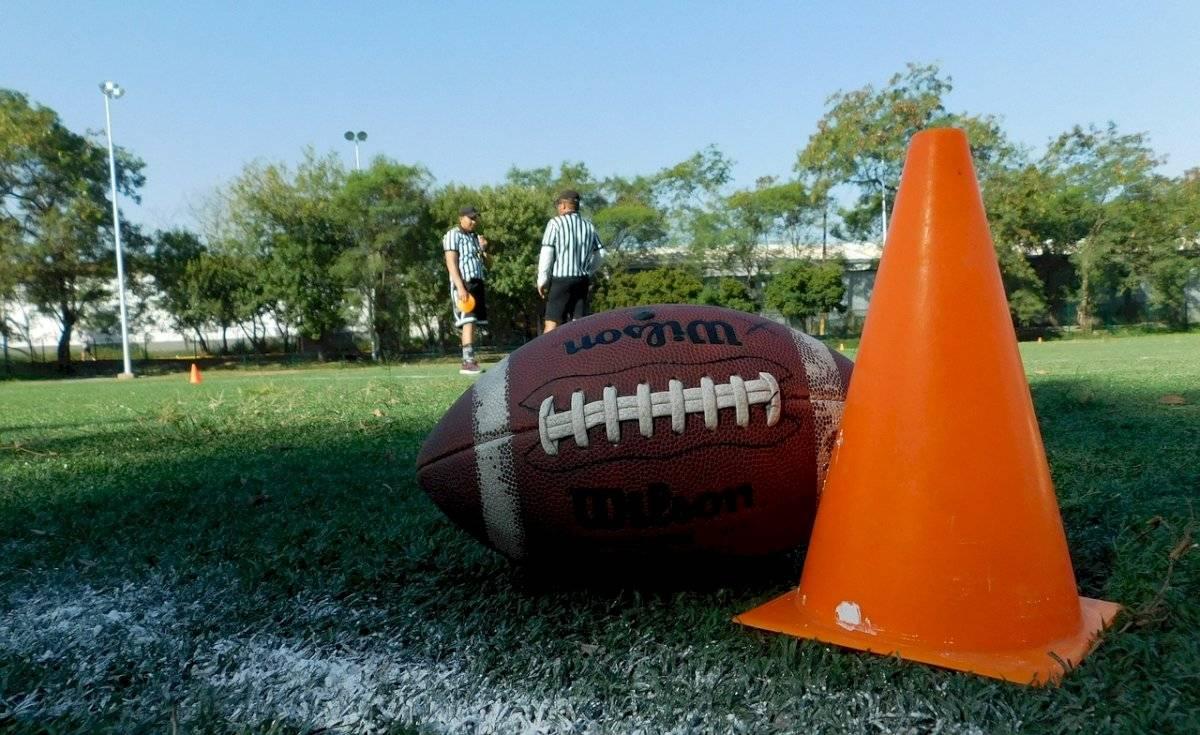 Futbol americano balón