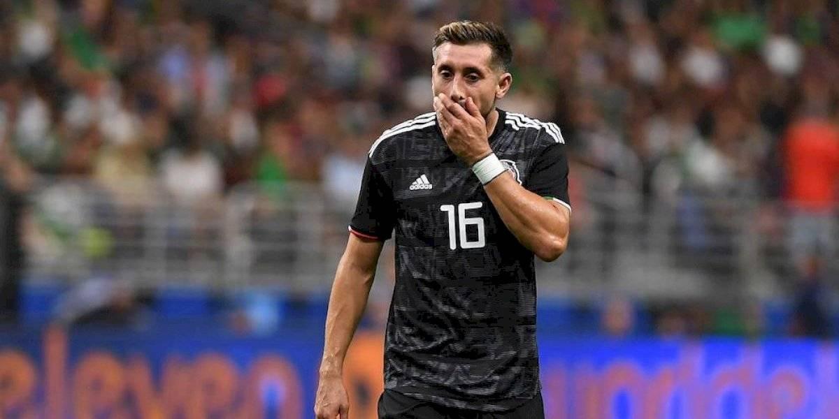 FIFA 20 utiliza foto de Héctor Herrera pre cirugía