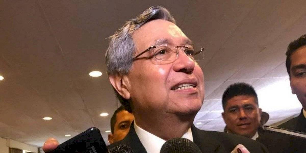 Cabrera: Si CICIG hizo todo correctamente, debe abrir las puertas para ser investigada