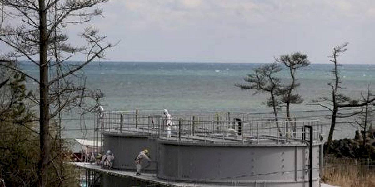 Japón podría verter agua radiactiva de Fukushima en el océano