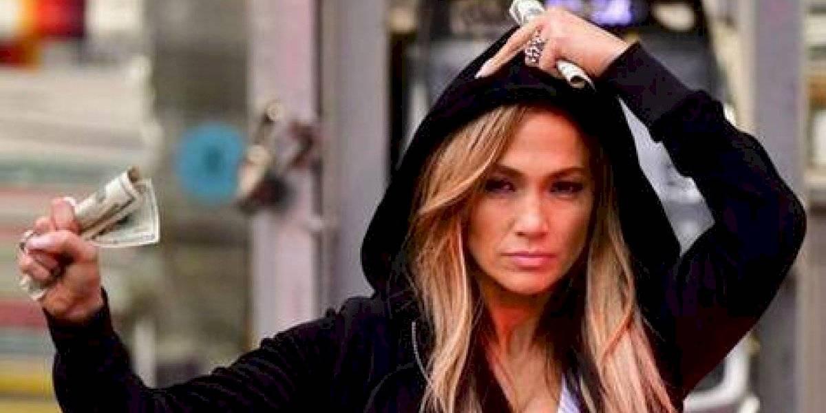 Destacan actuación de Jennifer López en 'Hustlers'