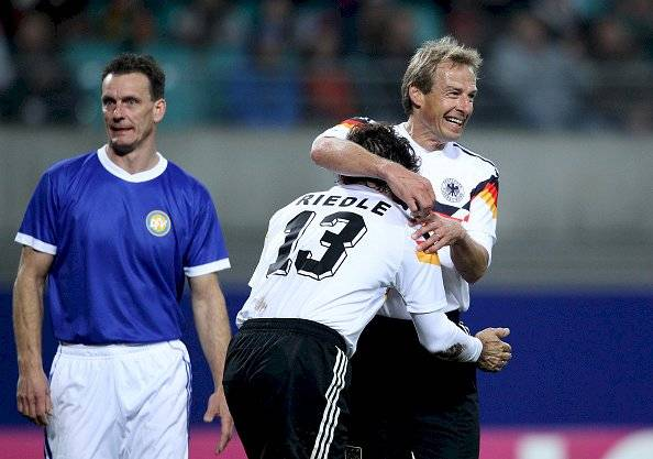 Jürgen Klinsmann Getty Images